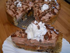 Turtle Pie | Food And Facets