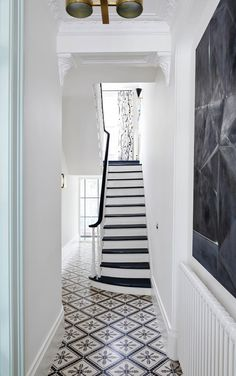 In/Out: Notting Hill Townhouse by Suzy Hoodless