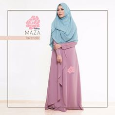 Gamis Amima Maza Dress Lavender - baju muslim wanita baju muslimah Untukmu yg cantik syari dan trendy . . Size: S ---> LD 94 | PJG 137 M ---> LD 100 | PJG 140 L ---> LD 106 | PJG 140 . . Detail : - Material : Crepe HQ Bahannya flowy dan ringan cocok untuk acara formal tapi bisa jadi pilihan untuk daily dgn memakai hijab #sabinaINSTAN yang simpel!- Dress dengan aksen layer di bag depan pas buat wisuda atau ke acara formal lain. - Model kerah bulat Zipper depan perfect for #busuifriendly…