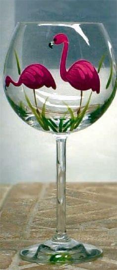 Wine Glasses...Melissa