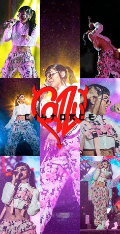 #cazzu #wallpaper #fondodepantalla #art #edit #desing Gangsta Girl, Wallpaper S, Fashion Prints, Kawaii Anime, Photo And Video, Kite, Amor, Frases, Cool Wallpaper