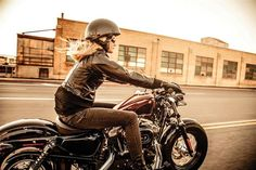 A new study shows that women who ride their own motorcycles are noticeably happier—in life, in relationships, and even in the bedroom—than women who don't ride.