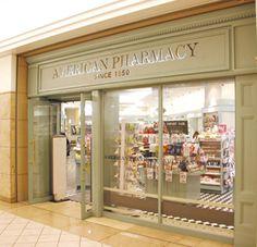 Drug Store AMERICAN PHARMACY