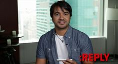 The Puerto Rican superstar answers fan questions. See what he's up to! ASK:REPLY by Luis Fonsi