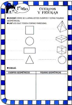 Cuerpos Geometricos - Cuerpos Geometricos 3D y sus Nombres | math ...