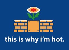 This is Why I'm Hot T-Shirt   SnorgTees