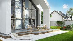 Projekt domu Z215 A