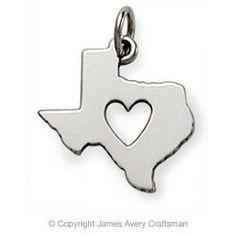James Avery Jewelry ~ ♥ TEXAS