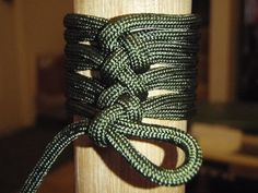 Paracord Handle Wrapping Tutorial.  I have lots of paracord to use on these...