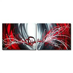 Hand-painted Abstract Oil Painting with Stretched Frame - Set of 2 - See more at: http://homelava.com/en-hand-painted-abstract-oil-painting-with-stretched-frame-set-of-2-nbsp-p10663.htm#sthash.teT9ReWl.dpuf