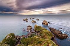 Nugget Point, The Catlins