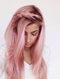 Pink hair don't care.