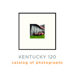 Okay he's from Lexington not Louisville but my family is from Eastern and Northeastern Kentucky and I've traveled most of these counties.  These are beautiful and have been put together into a coffee table book:)