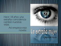 "Blanca Miosi en Twitter: ""LA EXTRAÑA MUJER por @formarprevenir…"