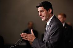 Rep. Paul Ryan- he always says what nobody wants to hear but needs to hear.