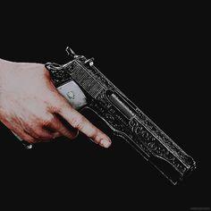 Put the gun down. Put the gun down. Its gonna be okay, just put it down, we can talk about this. Rafe Adler, Revy Black Lagoon, Vendetta, Akira Kurusu, Fallout New Vegas, Cover Template, Book Aesthetic, Image Hd, Mafia