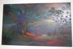 El pozo Óleo sobre lienzo 200 x 123,5 cms 2008 - 2013