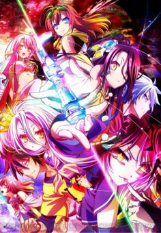 No Game No Life : Zero Telecharger : telecharger, Ideas, Life,, Anime