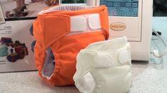 Как сшить многоразовый подгузник для маленького ребенка: выкройка и мастер класс по шитью