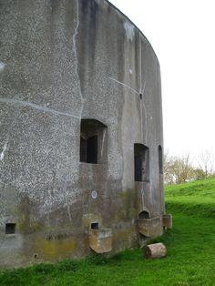 Fort aan de Klop, Utrecht. Fortification, War Machine, Utrecht, Bunker, Netherlands, Holland, Dutch, Diesel, Coastal
