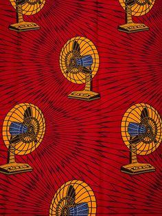 Real Wax African Fabrics