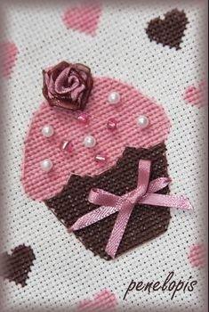 Cupcake do convite