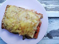 Lasagne ripszből