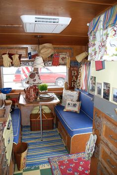 1962 Ken Craft Vintage Trailer by Montana Camps and Cabins
