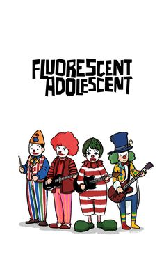 Arctic Monkeys - Fluorescent Adolescent                                                                                                                                                                                 Mais