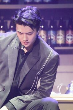 Sehun, Mature Faces, Work Hard In Silence, Mr Style, Exo Members, Kpop, Perfect Man, Role Models, In This World