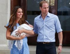 Congratulations to Prince William and Kate Middleton on the Royal baby boy!!!