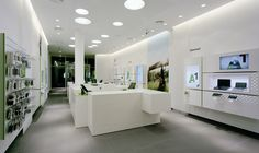 BEHF | A1 Shops, Austria