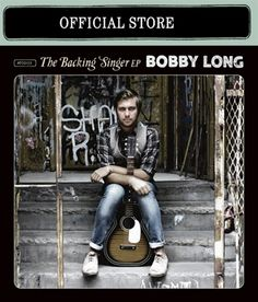 Some of the BEST Music ever!  Love Bobby Long, and he is working on his 2nd full album right now.  1st album: Winter's Tale, ep: The Backing Singer - both GREAT!!!!