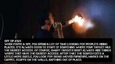 Burn Notice Spy Tips: #379