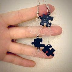 アクセサリー:プラ板ピアス Shrink Paper, Shrink Art, Shrink Plastic, Diy Jewelry, Handmade Jewelry, Plastic Board, Diy And Crafts, Arts And Crafts, Baubles And Beads
