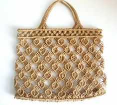 Image result for macrame bags