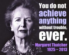 Margaret Thatcher quote
