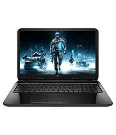 "HP - 15.6"" Touch-Screen Laptop (2017 Model) Intel Core i3 - 6GB Memory - 1TB Hard Drive Intel HD Graphics 520 1 USB 3.0 port HDMI SuperMulti DVD/CD burner Black"