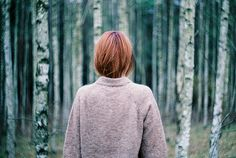 Girl in the woods | by Justin Takes Pictures