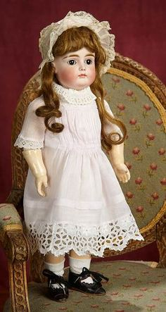 "NEW BLACK DOLL STOCKINGS SOCKS Fit 15/"" to 28/"" JUMEAU Kestner Antique New Dolls"