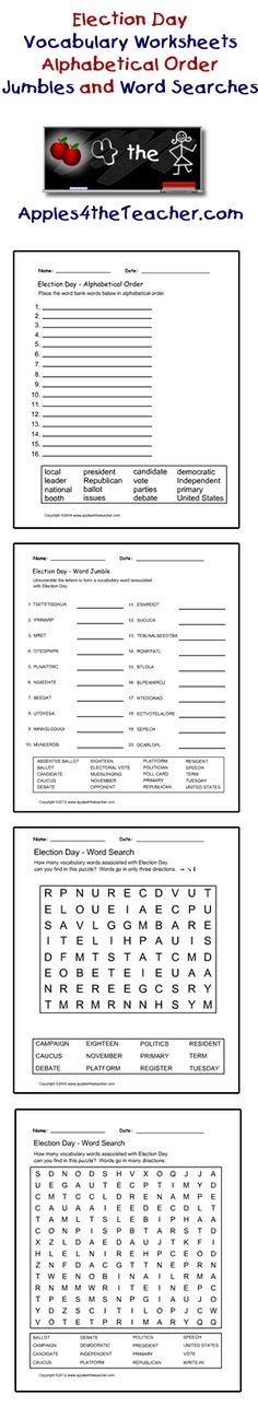 election day cloze activity worksheet complete the sentences about election day with the. Black Bedroom Furniture Sets. Home Design Ideas
