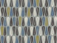 Corolla Danube | Casson | Corolla - 7431 | Romo Fabrics | Designer Fabrics & Wallcoverings, Upholstery Fabrics