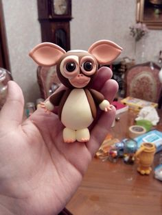 Gizmo Jumping Clay