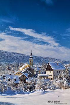 Selo moje malo by Vedran Bozicevic on 500px