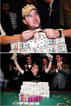 poker luck virus - moneymaker by name and nature wins 2,500,000 in 2003