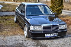 w201 black