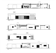 South Africa, Floor Plans, Architecture, Arquitetura, Architecture Design, House Floor Plans, Architects