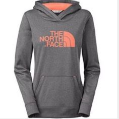 North Face Hoodie Only worn once! I'm NEW condition!! First on price since retail is $100!! North Face Tops Sweatshirts & Hoodies