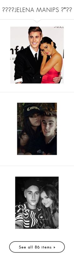 """⠀⠀⠀⠀JELENA MANIPS ✧*✲゚"" by tropicalmanips ❤ liked on Polyvore featuring jewelry"