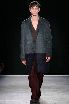 #Menswear #Trends Wooyoungmi Fall Winter 2015 Otoño Invierno #Tendencias #Moda Hombre F.Y!